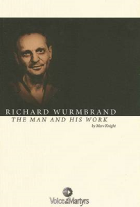 wurmbrand, man and his work
