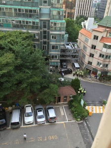 2015-08-23_18-150-0087 Ariel View of Police Blocking Our Van